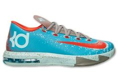 "Nike KD 6 ""Blue Crab""  #bestsneakersever.com #sneakers #shoes #nike #kd6 #bluecrab #kevindurant #style #fashion"