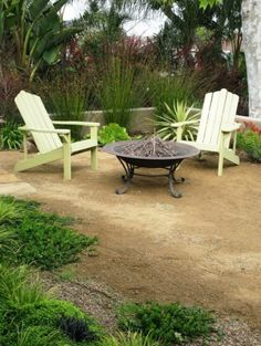 decomposed granite (DG) patio