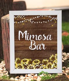 Change to:  BLOODY MARY STATION Rustic Mimosa Bar Sign, Sunflower Mimosa Bar, Bubbly Bar, Printable Mimosa Bar, Mimosa Sign, Bridal Shower Mimosa Sign, Wedding Mimosa Sign by HappyPartyStudio on Etsy https://www.etsy.com/listing/471830351/rustic-mimosa-bar-sign-sunflower-mimosa
