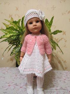 На розовую тему. Одежда для кукол Готц / Одежда и обувь для кукол - своими руками и не только / Бэйбики. Куклы фото. Одежда для кукол