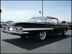1960 Chevy Impala, Chevrolet Impala, American Auto, American Classic Cars, 64 Impala For Sale, Vintage Cars, Antique Cars, Vintage Auto, Old School Cars