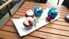 D's cupcakes