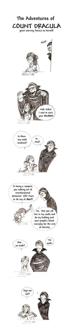 Adventures of Count Dracula by *pixarjunkie on deviantART