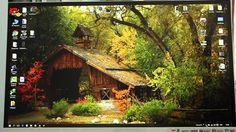 ViewSonic IPS 23'' Monitor Amazing Colors--VX2363SMHL-W Monitor, Cabin, House Styles, Amazing, Colors, Home Decor, Decoration Home, Room Decor, Cabins