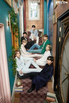 Bts Bangtan Boy, Bts Jin, Bts Taehyung, Jhope, Yoongi Bts, Namjoon, Bts Group Picture, Bts Group Photos, Family Photos