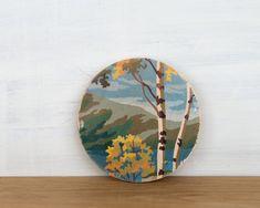 Paint by Number Circle Art Block 'Autumn van StudioLiscious