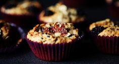 Mamy przepis na zdrowe muffiny! Zdjęcie: masz.talerz | www.masztalerz.tumblr.com