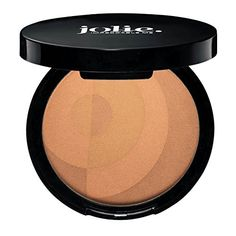 Jolie Mineral Sheer Matte Bronzer  Pressed Bronzing Powder  Sunkissed >>> To view further for this item, visit the image link.