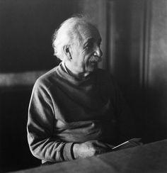 Happy Birthday Albert Einstein! PHOTO: Hermann Landshoff, ca. 1950