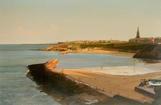 Cullercoats Bay, Tyne and Wear* where Winslow Home went to paint