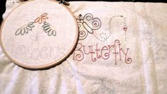 Scraps of My Life: WIP Wednesday (embroidery, bathroom renovation)  #sewing #embroidery #renovations