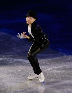 Elizaveta Tuktamysheva Random skating photos