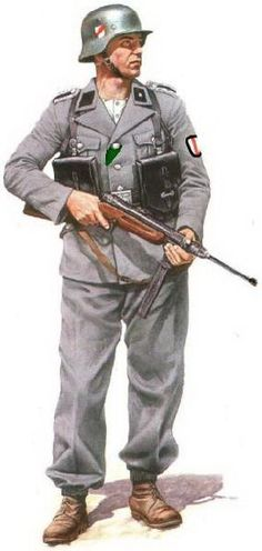 Save those thumbs Ww2 Uniforms, German Uniforms, German Soldiers Ww2, Toy Soldiers, Luftwaffe, Italian Army, Military Special Forces, Army Uniform, Military Photos