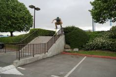 Cyril, frontside 180