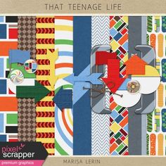 That Teenage Life Mini Kit