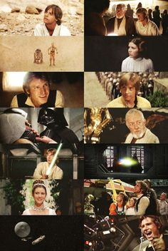Star Wars .. A New Hope