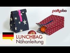 Lunchbag Anleitung | pattydoo Blog