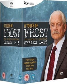 A Touch of Frost - David Jason,