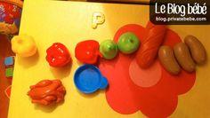L'un des petits jeux qui remportent un franc succès ici, c'est celui que nous avons baptisé « les lettres marchandes » permet d'apprendre...