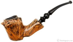 Nording Black Grain Freehand (3) Pipes at Smoking Pipes .com