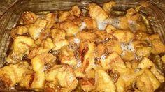 Retrográd: A tökéletes házi tepertő titka - tepertőt a sütőbő... Viera, Meat, Chicken, Recipes, Food, Drinks, Drinking, Beverages, Essen