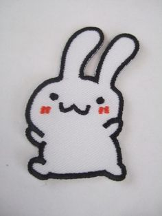 Iron On Bunny Patch
