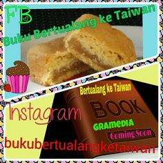 "#Kue #Nenas #Fenglishu #Pineapple #Cake  #Buatan #Taiwan  #Buku ""Bertualang ke Taiwan"" #Terbitan #Gramedia #ComingSoon!!! 快 出現 囖  #Baca #BukuBertualangKeTaiwan, Ikuti Petunjuknya,Rasakan Sensasi Petualangannya (^ω^)  #愛 台灣 以前,的時候, 以後 (^ω^) Love Taiwan Before, During, and After  Taiwan is a Beautiful Heart Because Taiwan Will Touch you (^ω^) #BKT"
