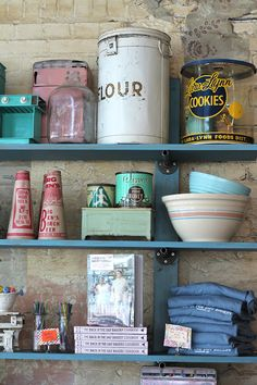 Back in the Day Bakery in Savannah, Georgia