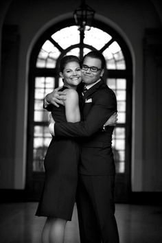 ReadyforRoyalty:  Crown Princess Victoria and Prince Daniel of Sweden