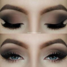Brown Matte Smokey Eye Tutorial is up on my http://makeuplearning.com/an-impressive-gold-smoky-eye-makeup-tutorial-step-by-step-gold-smoky-eye
