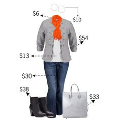 """""""Plus Size Thrifty Outfit $184"""" by penny-martin on Polyvore"""