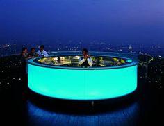 Hotel at Lebua State Tower (Bangkok, Thailand)