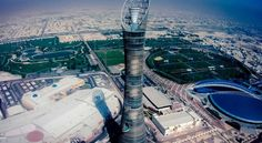 TORCH DOHA -  With state-of- the-art sporting, leisure and spa facilities at its feet, THE TORCH is fashioned to the finest International standards at the centre of Aspire Zone, Doha's vibrant Sports City.