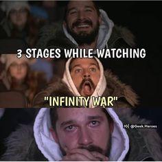 I WISH I COULD SAY WHAT I LOVED AND WHAT MADE ME SAD BUT I CAN'T #thanosdemandsmysilence #thanosdemandsyoursilence #avengers #infinitywar #avengersinfinitywar