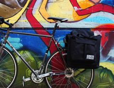 Classic 2.0 Garment Pannier by Two Wheel Gear Specs:Laptop...