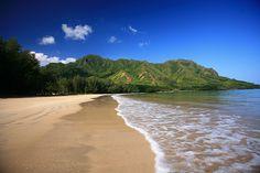 Oahu Kahana Bay Beach