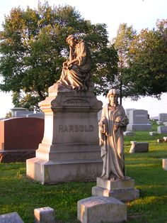 Cemeteries, Tombstones, Mausoleums - Greenmount Cemetery in York, PA
