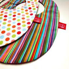 Babetes Dots & Stripes