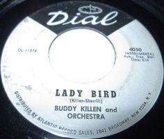1966 PROMO 45 Rpm Buddy Killen And Orch. LADY BIRD / LONELY SHADOWS On Dial 4050 Buddy Killen has a long music business career that covers both the creative and business aspects. His name is connected with hits by Elvis Presley, Joe Tex, and Roger Miller, among many others. Killen began playing bass for a comedy group that appeared on the Grand Ole Opry. After the group broke up, he became a staff bassist with the Opry while playing on recording sessions and singing on music publishing…