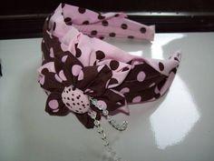 marrom com rosa a cor do momento,também em outras estampas e cores R$ 9,00