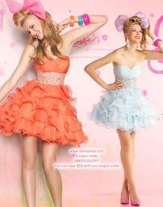 A-line Sweetheart Short/Mini Chiffon Light Sky Blue Prom Dresses #AUSA0247560