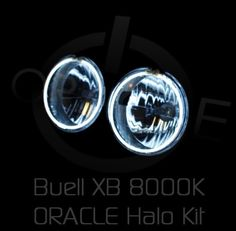 Buell XB9S 2003-2010 ORACLE CCFL Motorcycle Halo Kit