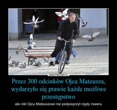 Ojciec Mateusz Wtf Funny, Funny Memes, Jokes, Why Are You Laughing, Polish Memes, Smile Everyday, Good Times, I Laughed, Haha