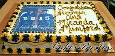 Kingsville high school grad cake