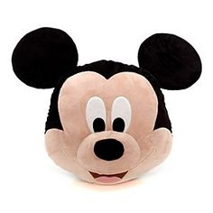 Disney Micky Maus - Riesengesicht-Kissen