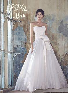 Abito da sposa 2015 Giuseppe Papini #bride #weddingdress