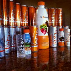 Vemma is the best source of liquid nutrition, and verve energy drinks are so much healthier than whats on the market right now. There's even vemma next for kids