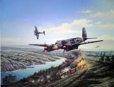 In combat service the Hs 129 lacked a sufficient chance to prove itself; the aircraft was produced in relatively small numbers and deployed during a time when the Luftwaffe was unable to protect them from attack. Rudolf-Heinz Ruffer scored a large number of his 80 Soviet tank kills in the Hs 129.