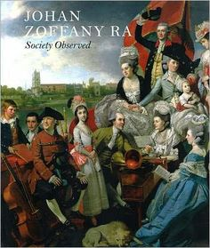 "Johann Zoffany RA: society observed. Ed. by Martin Postle. With contributions by Clarissa Campbell Orr... New Haven: Yale University Press, 2011. 312 p. ""18th-century painter Johan Zoffany (1733–1810) was an astute observer of the many social circles in which he functioned as an artist over the course of his long career."" He was once called the ""Jane Austen of English painting"", but was German born. EA."