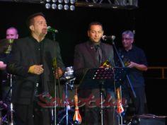 Janio Coronado y Willie Garcés